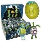 Alien Puzzled Eggs Transforms Into Creature Tobar (1 Supplied)